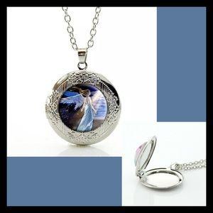 Jewelry - Angel Locket Necklace
